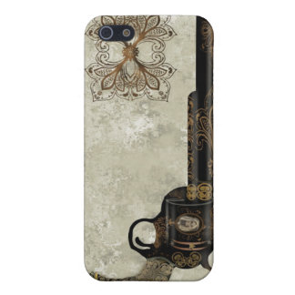 Victorian Pistol iPhone SE/5/5s Case