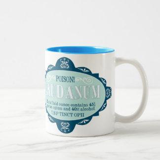Victorian Poison Mug - Laudanum