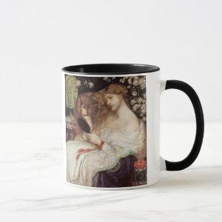Victorian Portait, señora Lilith del vintage por