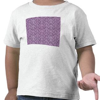 Victorian Purple Floral Shirts