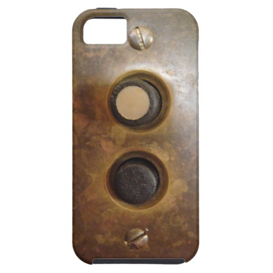 Victorian Push Button Light Switch iPhone SE/5/5s Case