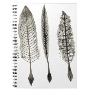 Victorian Quills Ink Design Note Book