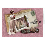 Victorian Romantic Love Letters Cards