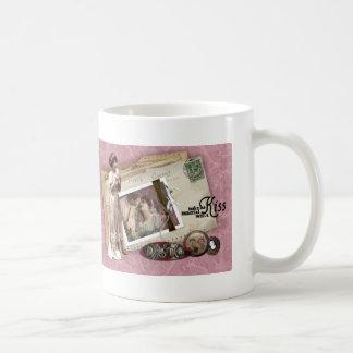 Victorian Romantic Love Letters Coffee Mug
