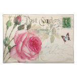 Victorian Rose (2) Placemat