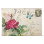 Victorian Rose (3) Placemat