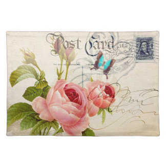 Victorian Rose (4) Placemat