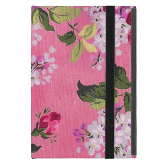 Victorian Rose and Lilac Garden Case For iPad Mini