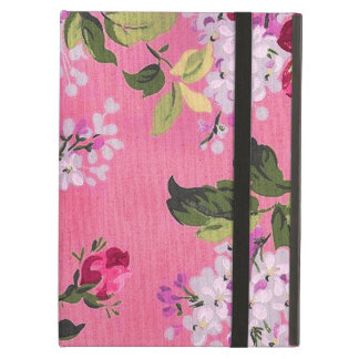 Victorian Rose and Lilac Garden Cover For iPad Air
