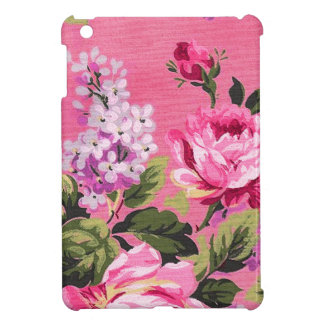 Victorian Rose and Lilacs Case For The iPad Mini