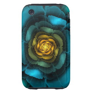 Victorian Rose Tough iPhone 3 Cover