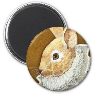 Victorian Round Magnet