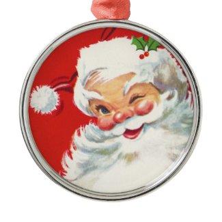 Victorian Santa Claus Ornament ornament