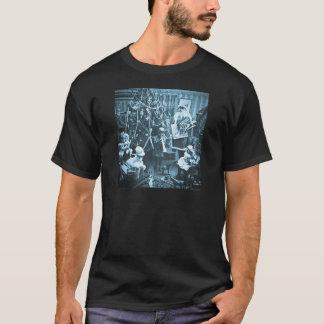 Victorian Santa Vintage Stereoview Christmas T-Shirt