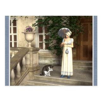 Victorian Sensibility Postcard