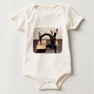 Victorian Sewing Machine Baby Bodysuits