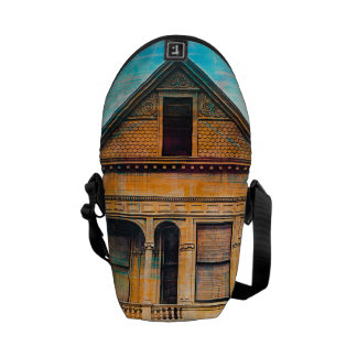 Victorian Standup for the MissionDistrict  SANFRAN Courier Bags