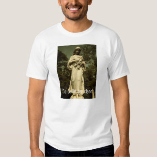 Victorian Statuary with a Gothic Feel T-shirt