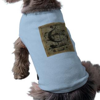 Victorian Steampunk Flying Machine T-Shirt
