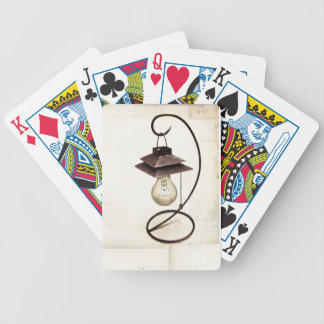 Victorian Steampunk Lamp Playing Cards