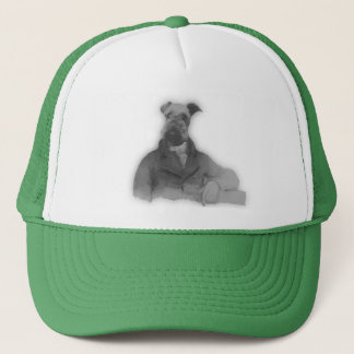 Victorian Style Airedale Gifts Trucker Hat