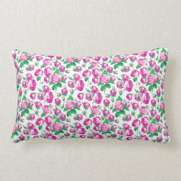 Beach Themed Victorian style pillow