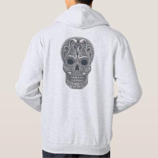 Victorian Sugar Skull Hoodie