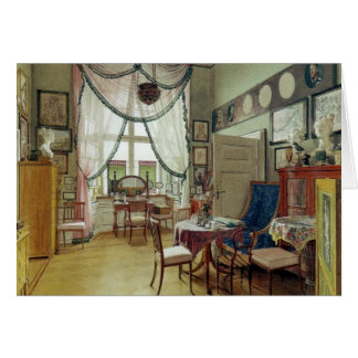 Victorian Sunroom Card