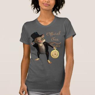 Victorian Tea Mouse T Shirt