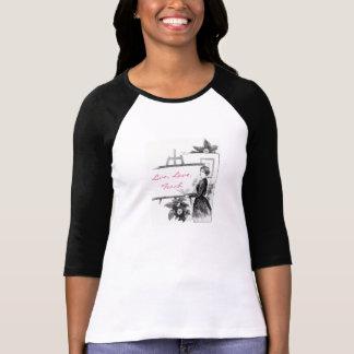 Victorian Teacher - Live Love Teach Shirt