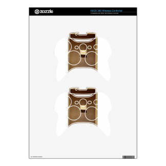 Victorian Top Hat Xbox 360 Controller Decal