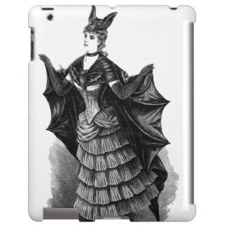 Victorian/traje gótico de Batgirl, caso del iPad 2 Funda Para iPad