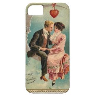 victorian valentines iPhone SE/5/5s case