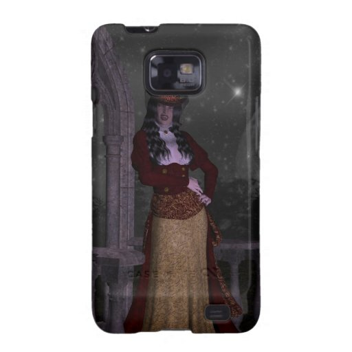 Victorian Vampire Galaxy SII Covers