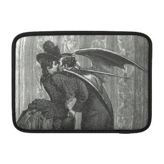 "Victorian/vampiro gótico 11"" manga de aire de MacB Funda Macbook Air"