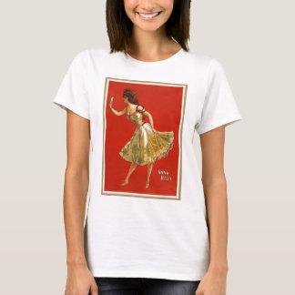 Victorian Vaudeville star Anna Held (1899) T-Shirt
