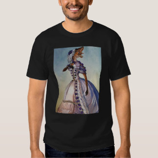 Victorian Velociraptor Shirt