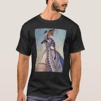 Victorian Velociraptor T-Shirt