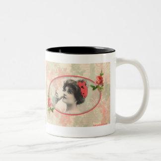 Victorian Woman Mug