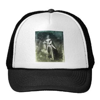 Victorian Woman Portrait Trucker Hat