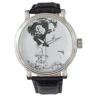 Victorian Woman Wrist Watches