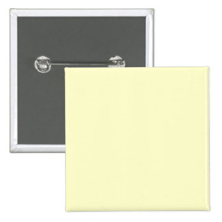 Victorian Yellow - Pale Yellow Template Blank Pins