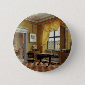 Victorian Yellow room with window Button
