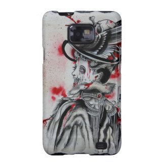 """""""victorian zombie 2"""" galaxy SII cover"""