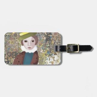 Victoriana Bag Tag