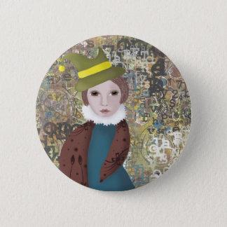 Victoriana Button