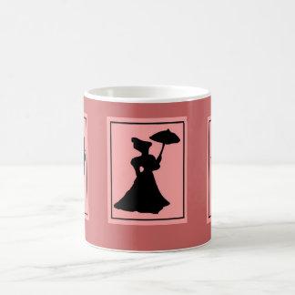 Victoriana Magic Mug