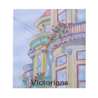Victorians Blocs De Notas