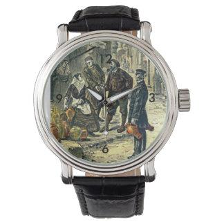 Victorians en el ejemplo del vintage del mercado relojes de mano