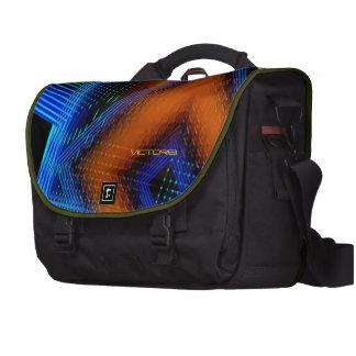 Victoria's laptop bag